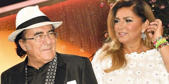 Trotz Trennung sind sich Al Bano und Romina in der Tragödie eine Stütze.