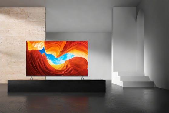 Der günstigere der PS5-TV-Geräte: Der Sony BRAVIA XH90.