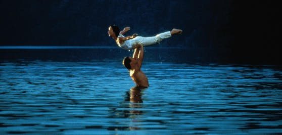 Der Mountain Lake, in dem die Szene mit der berühmteste Hebefigur der Filmgeschichte gedreht wurde, füllt sich wieder mit Wasser.