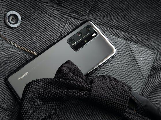 Das Huawei P40 Pro verfügt über das leistungsstarke Leica-Kamerasystem, mit dem gestochen scharfe Fotos mühelos gelingen.