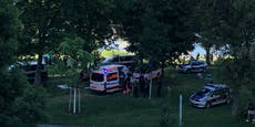 Notfall am Kaiserwasser: Wiener von Rettung reanimiert