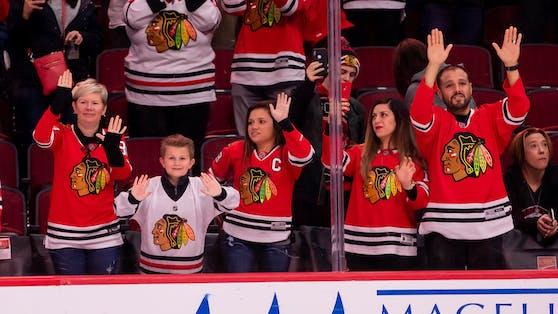 Kopfschmuck-Verbot bei den Chicago Blackhawks