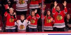 Blackhawks-Fans dürfen keinen Indianerschmuck tragen
