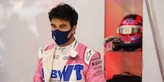 Corona-Pilot Perez vor Blitz-Comeback in der Formel 1