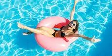 Ekelalarm: Das verrät der Chlorgeruch im Schwimmbad