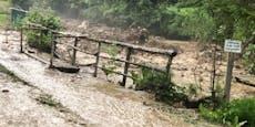 Sturzflut in Kärnten reißt Auto samt Urlauberpaar mit