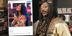 Snoop Dogg gratuliert WWE-Champion zum Titel