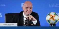 Strafverfahren gegen FIFA-Boss Infantino eingeleitet
