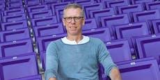 Peter Stöger gibt Comeback als Austria-Coach