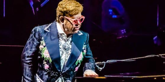 Elton John machte vor 30 Jahren Schluss mit den Drogen