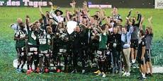 9:0-Erfolg! Ried schießt sich zurück in die Bundesliga