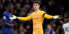 Chelsea-Star ist der schlechteste Goalie aller Zeiten