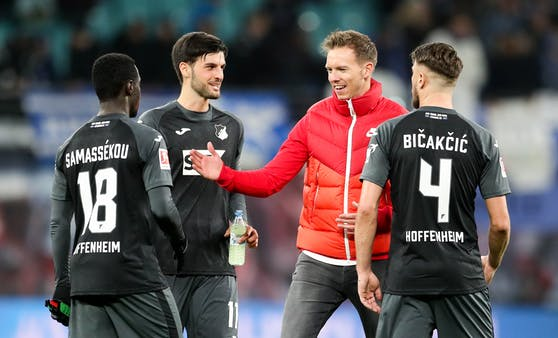 Julian Nagelsmann will Florian Grillitsch zu RB Leipzig locken