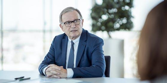 WKO-Chef Karlheinz Kopf präsentierte einen 10-Punkte-Plan für eine alltagstaugliche Kreislaufwirtschaft.