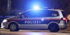 Bewaffneter überfällt Tankstelle, flüchtet mit Fahrrad