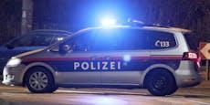 Alkolenker ohne Führerschein rast Polizei davon