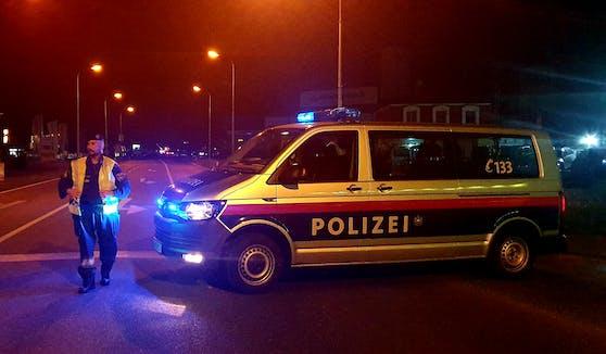 Großeinsatz in Gerasdorf beim G3