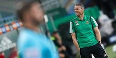 Rapid-Coach Kühbauer verrät seine Urlaubspläne