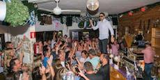 Polizei muss bei Mallorca-Party einschreiten