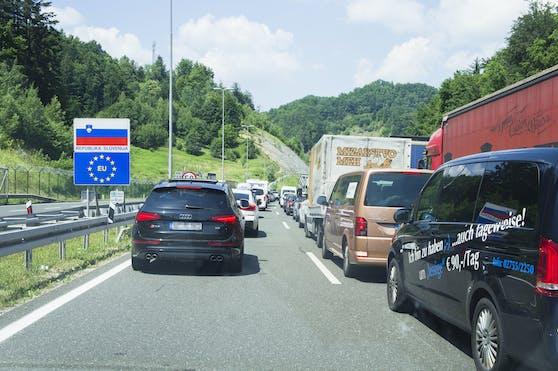 Slowenien hat die Maßnahmen wieder verschärft – und setzt Österreich auf die rote Liste.