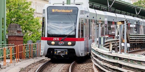 Ein U6-Zug.