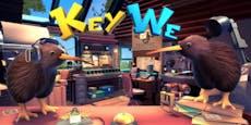 """""""KeyWe"""": Dieser Puzzler hat mehr als einen Vogel"""