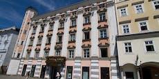Corona: Rathaus in Linz musste desinfiziert werden