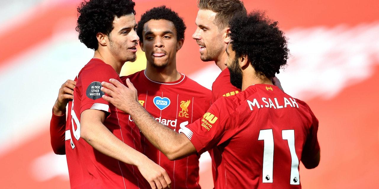 Liverpool Heute Spiel