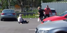 Nach Attacke: Polizei sucht dieses Pärchen