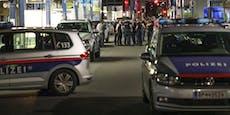 Polizisten nach Massenschlägerei in Wien attackiert