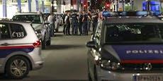 Mann (44) attackiert Cop mit Fußtritten in Wien