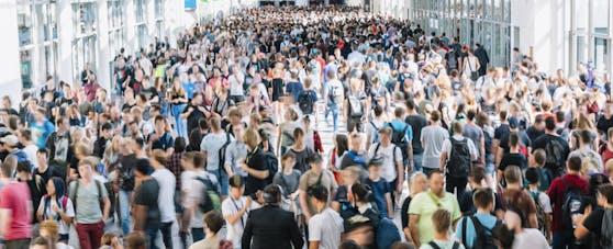 Österreich wächst: Die Bevölkerungszunahme war 2019 etwas größer als im Jahr zuvor.