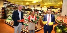 Zweiter Hypermarkt Wiens eröffnet in Liesing