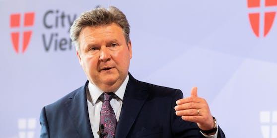 Michael Ludwig (SP) steuert auf einen deutlichen Wahlerfolg zu.