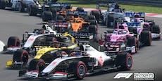"""""""F1 2020"""" im Test: (welt-)meisterliche Triumphfahrt"""