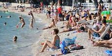 Zahlen steigen, jetzt wackelt Urlaub in Kroatien wieder