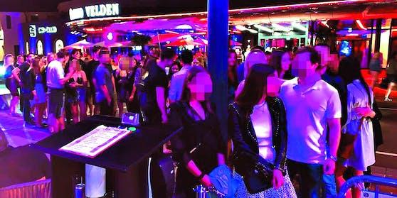 Partyalarm am Wochenende in Velden