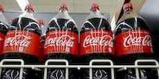 Coca-Cola ändert das Design seiner PET-Flasche