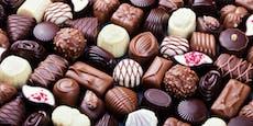 Heute ist Tag der Schokolade
