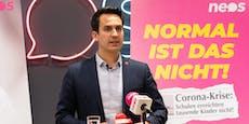 Neos Wien-Chef Wiederkehr hat schon neunmal gekifft