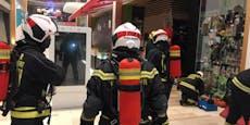 Sprinkleranlage in Sushi-Lokal verhindert Brand in SCS