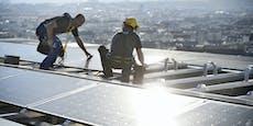 Wien Energie stellt Sonnenstrom-Rekord auf