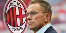 Milan bietet Rangnick Mega-Summe für neue Spieler