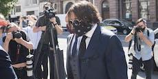 """Johnny Depp zieht wegen """"Schläger""""-Vorwurf vor Gericht"""