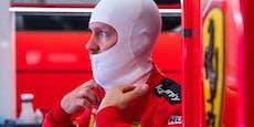 Vettel lässt Ferrari-Aus nicht auf sich sitzen