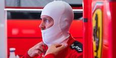 Ferrari-Star Vettel lässt Versagen seines Teams kalt