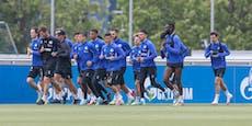 Kein Österreich-Trainingslager: Schalke rettet Hochzeit