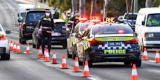 Lockdown! Melbourne steht jetzt für sechs Wochen still