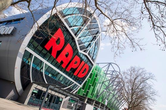 Rapid verliert einen Großsponsor