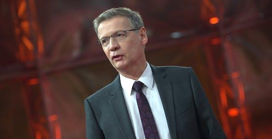 Verpasste nie eine Show, bis Corona kam: Günther Jauch.